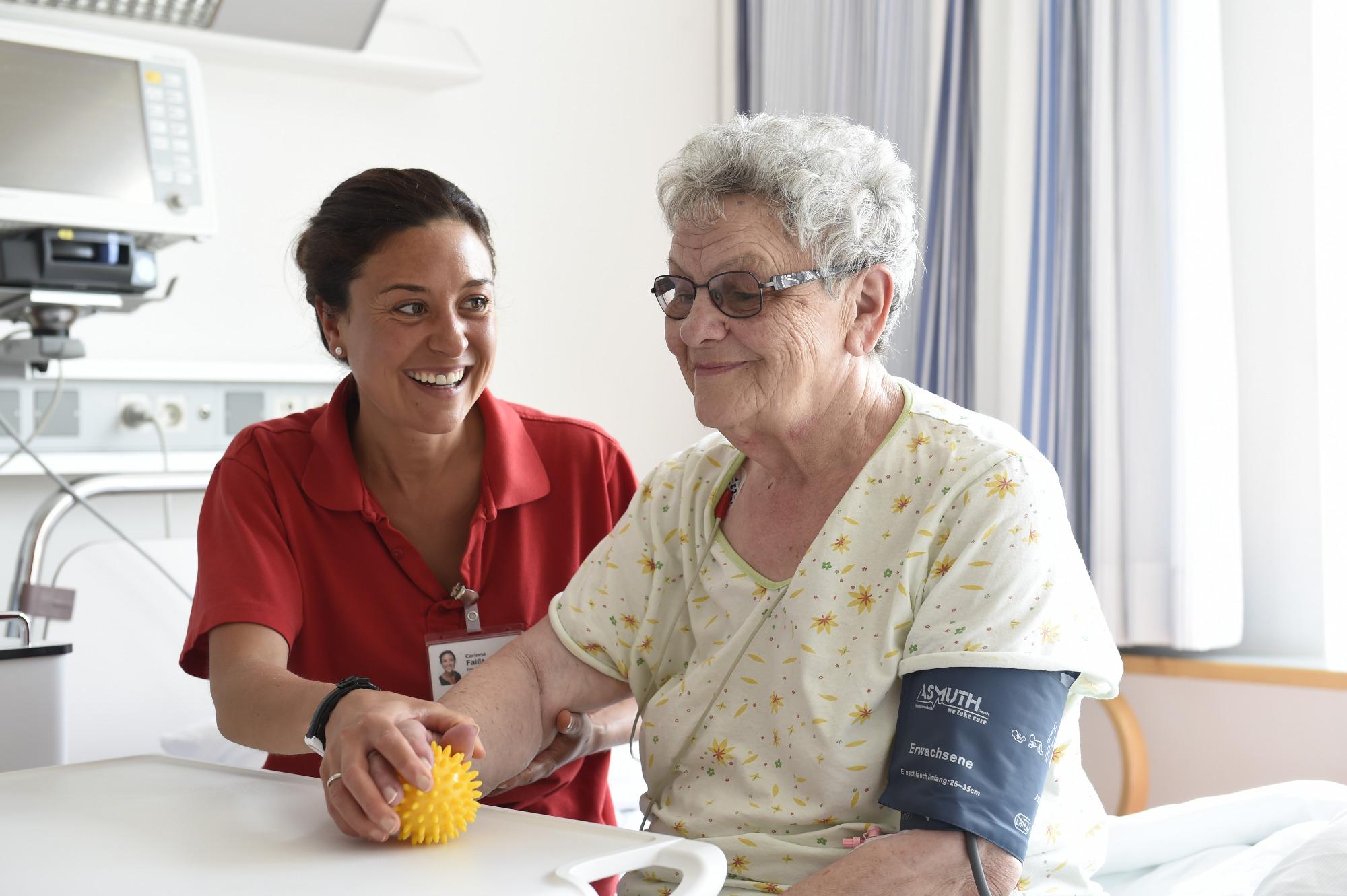 Ergotherapie Das Caritas Bad Mergentheim